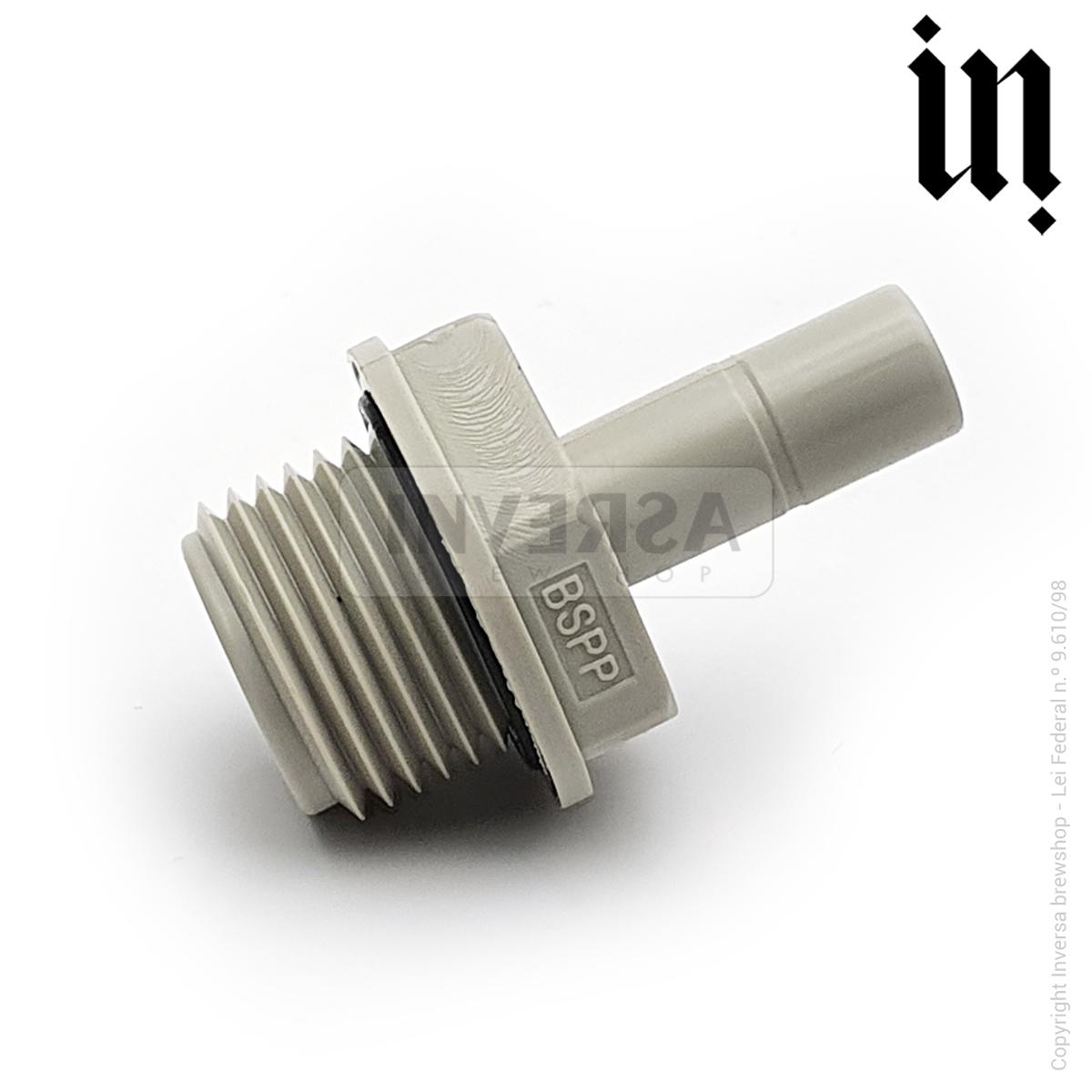 SpeedFit DM Conector Pino 3/8 Rosca 1/2