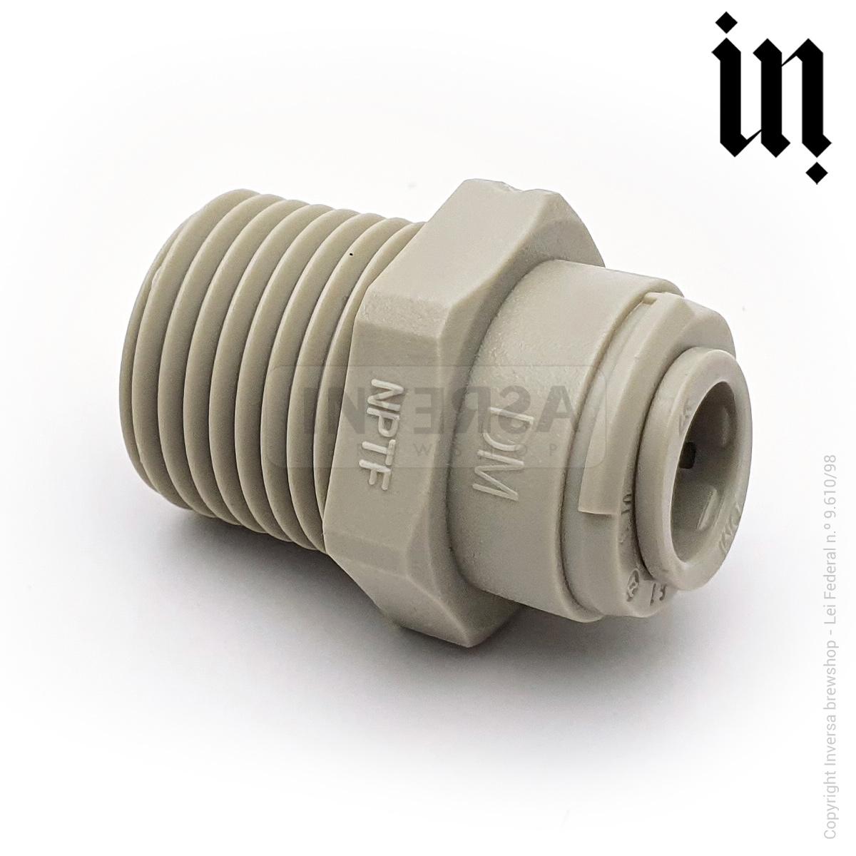 SpeedFit DM Engate 3/8 Rosca Macho 1/2