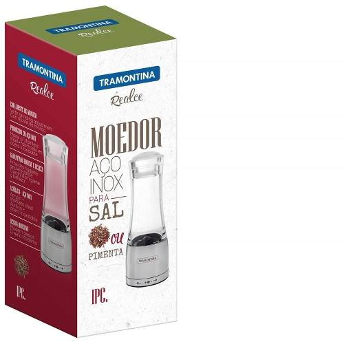 Moedor para Sal e Pimenta Tramontina