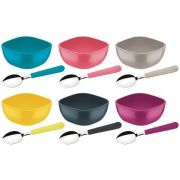Kit Para Sobremesa 12 Peças Mixcolor 25099943 Tramontina