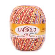 Barbante Barroco Multicolor 400g Cor 9502 Círculo