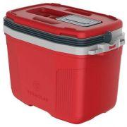 Caixa Térmica Suv 32 Litros Vermelha