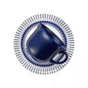 Conjunto de 12 Xícaras de Chá 200ml com Pires Colb Biona