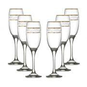 Conjunto de Taças para Champagne 190ml Sultan