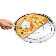 Conjunto para Pizza 2 Peças Inox Zanella