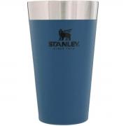 Copo Térmico Stanley para Cerveja 473ml Sem Tampa Azul