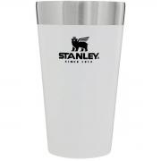 Copo Térmico Stanley para Cerveja 473ml Sem Tampa Branco