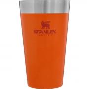 Copo Térmico Stanley para Cerveja 473ml Sem Tampa Orange