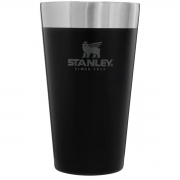 Copo Térmico Stanley para Cerveja 473ml Sem Tampa Preta