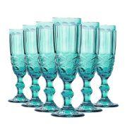 Jogo de Taças Champagne Elegance Tiffany Class