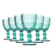 Jogo de Taças Vinho Elegance Tiffany 220ml Class Home