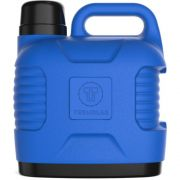Kit com 2 Garrafão Térmico 5 Litros Azul Termolar