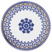 Prato de Cerâmica Raso 26cm La Carreta Oxford