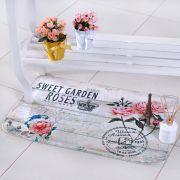 Tapete Digital Confort 50x80 cm Roses Panosul
