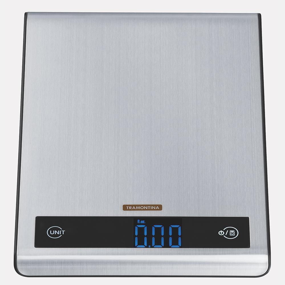 Balança Digital Aço Inox  Cozinha