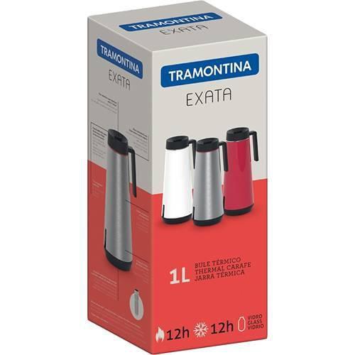 Bule Térmico Exata 1L - Tramontina