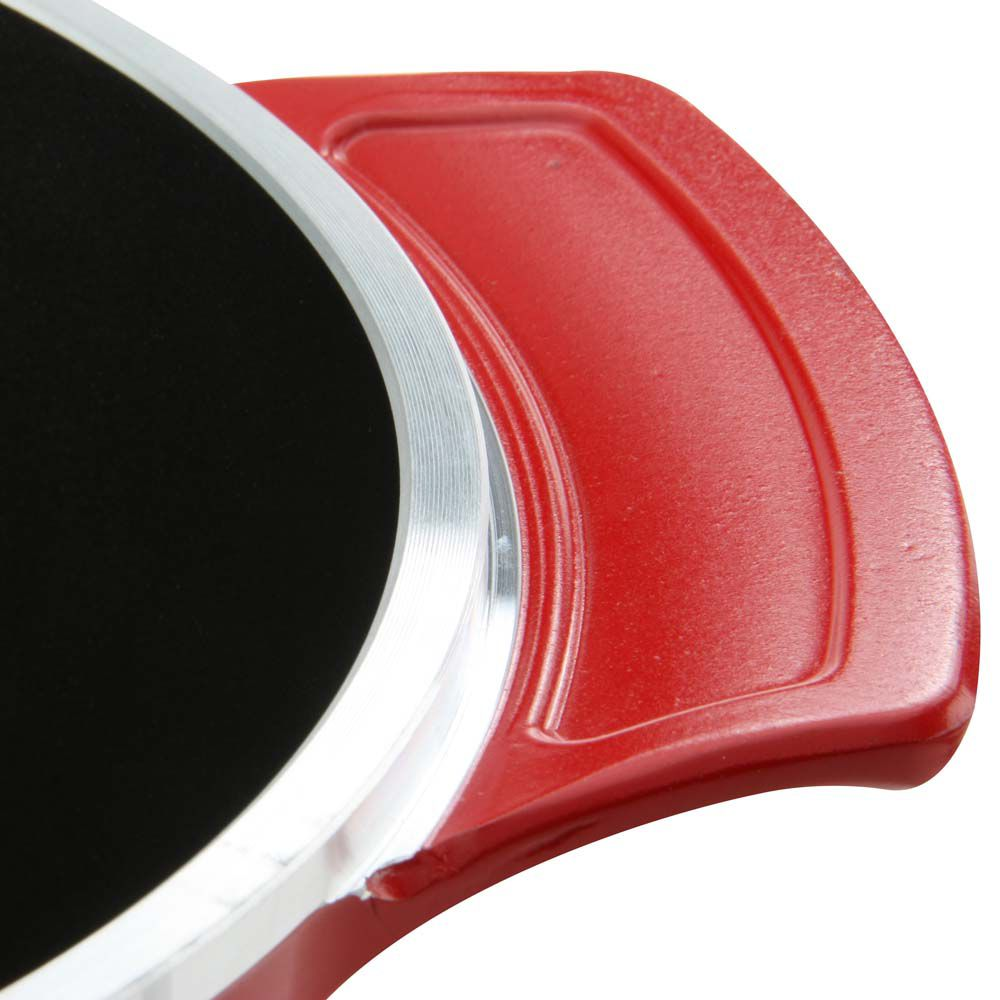 Caçarola Design Collection Lyon Vermelha 24 cm Tramontina