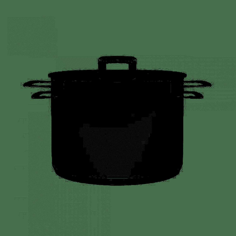 Caldeirão Tramontina Brava em Aço Inox 16 cm 2,2 L