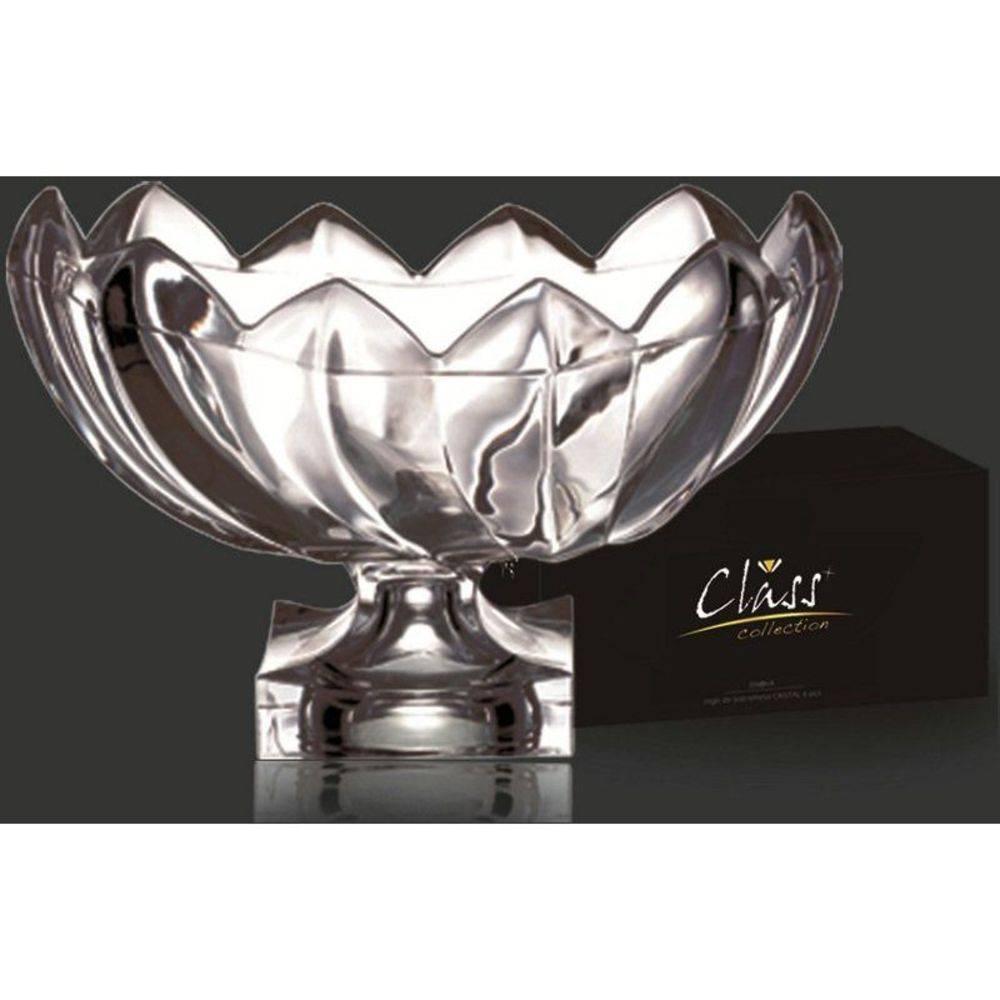 Centro de Mesa em Cristal com Base 802 Cloris Class