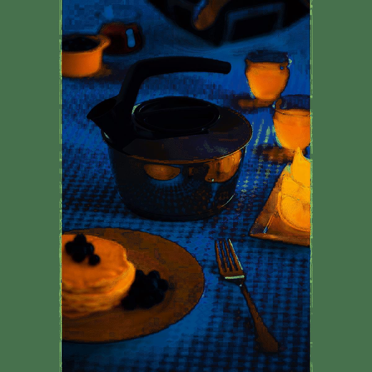 Chaleira Aço Inox 1,5 Litro Fundo Triplo Tramontina