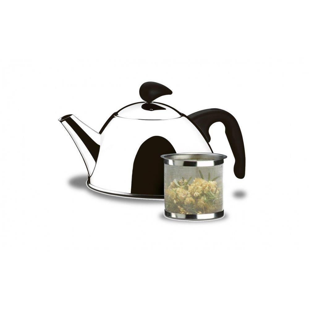 Chaleira Para Chá Com Coador 1 Litro Verona Brinox
