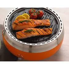 Churrasqueira Portátil a Carvão Vermelha Get Grill