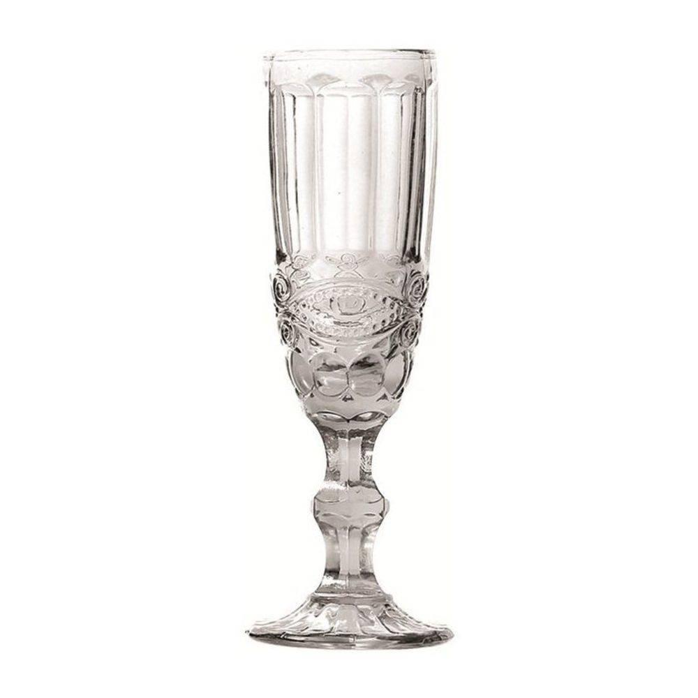 Conjunto de 6 Taças para Champagne 140ml Class Home
