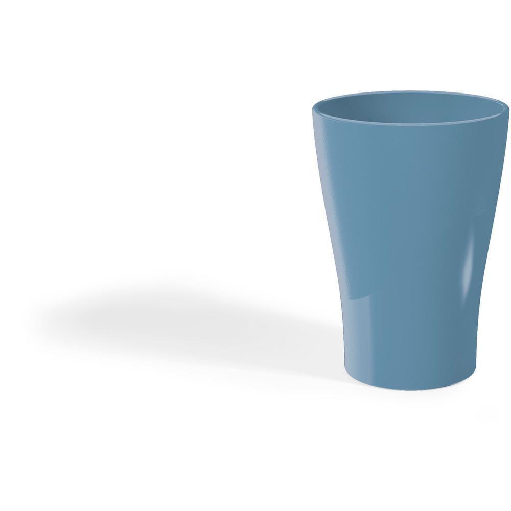Copo 240ml em Polipropileno Azul UZ