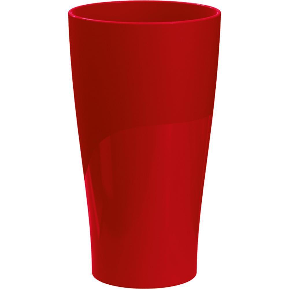 Copo 500ml em Polipropileno Vermelho UZ