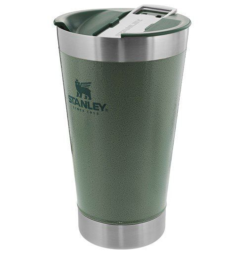 Copo Térmico de Cerveja Inox 473ml Verde Stanley
