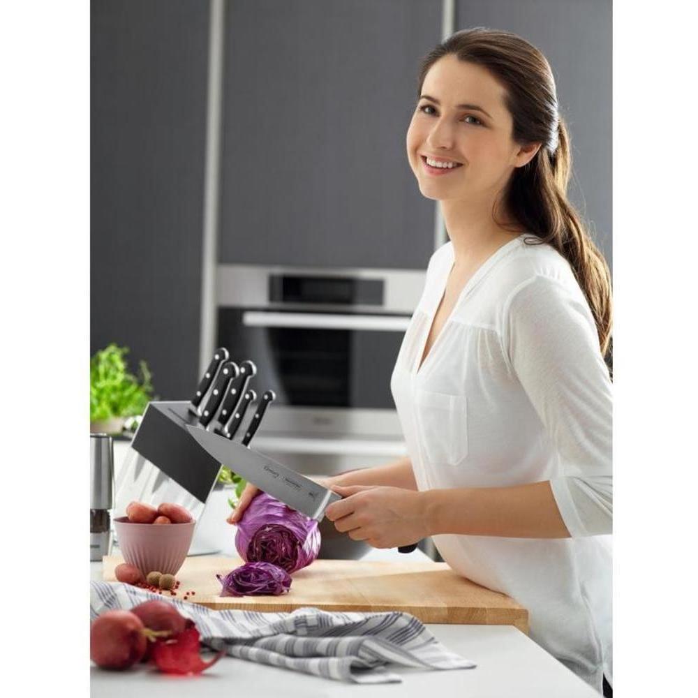 Faca Tramontina para Cozinha Gourmet Century 8'' Aço Inox