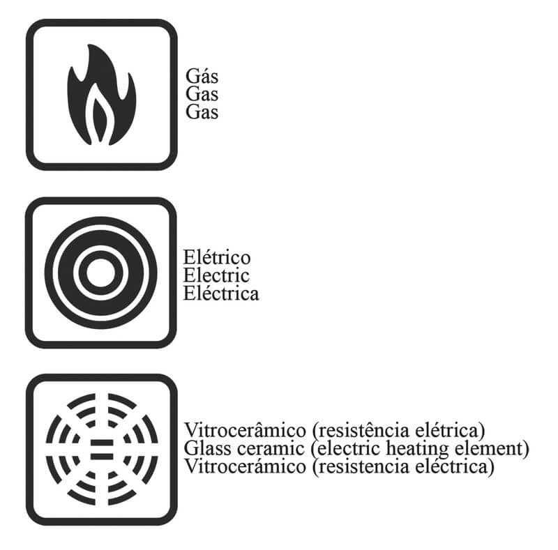 Fervedor Tramontina 2,6 Litros c/Tampa de Vidro a Pronta Entrega