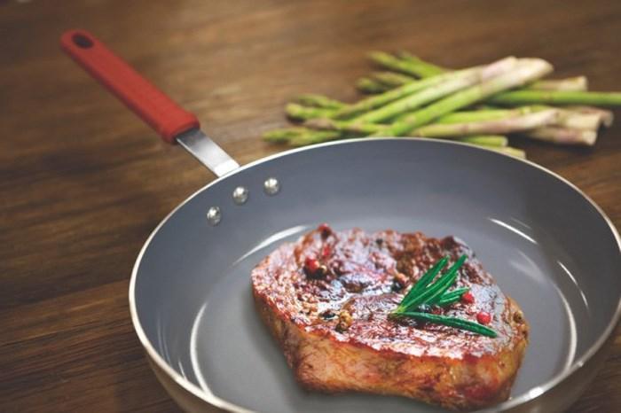 Frigideira 28 Cm Head Chef Cinza - 20885/028