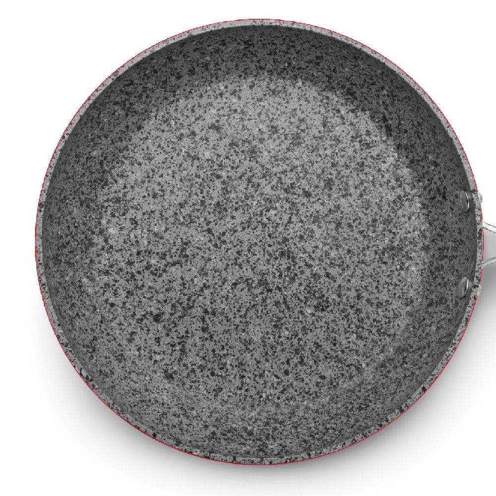 Frigideira Antiaderente Granito Flon 30cm 3,1 Litros Mta