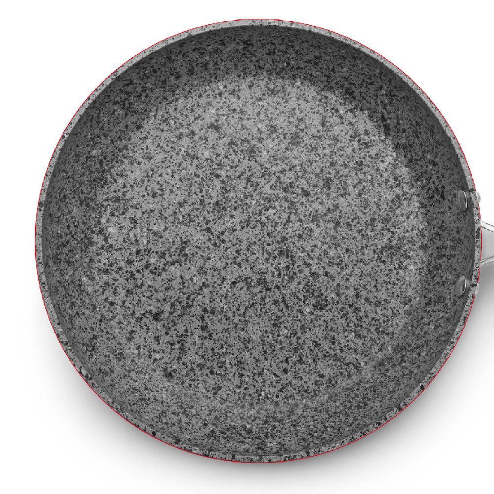 Frigideira com Revestimento de Granito Stone 24cm  Mta