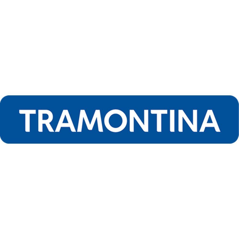 Frigideira Tramontina Mônaco Vermelha Antiaderente 24cm 1,6L