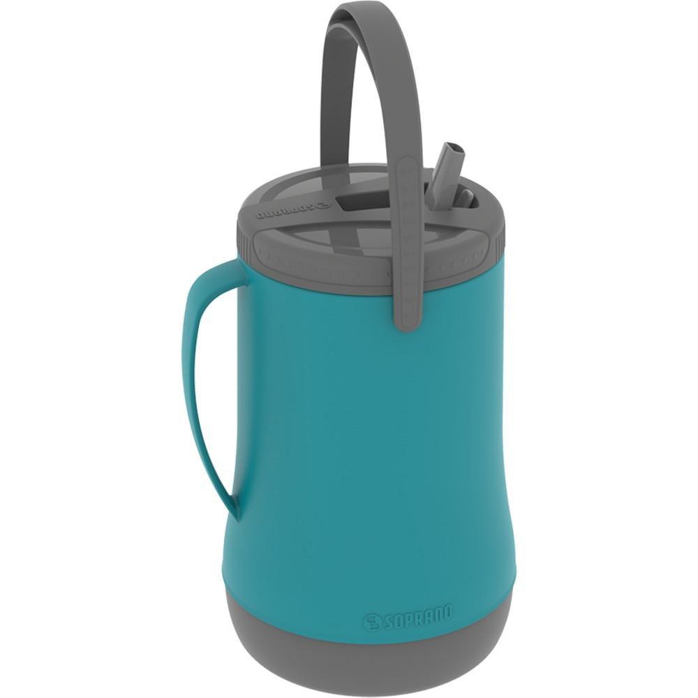Garrafa Isotérmico Grantermo 2,5 Litros Azul Soprano