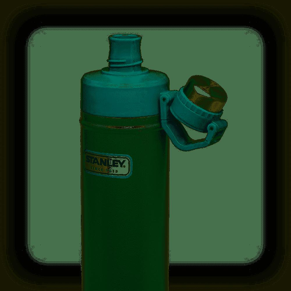 Garrafa Térmica Classic Hidration 750ml Verde Stanley