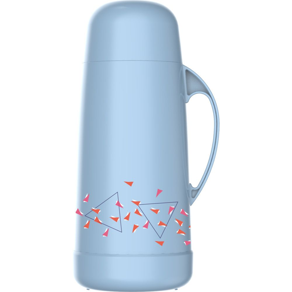 Garrafa Térmica Garbo 1 Litro Azul Termolar