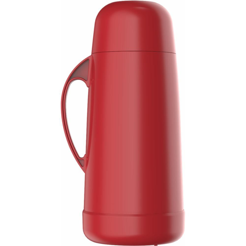 Garrafa Termica Garbo 1 Litro Vermelha Termolar
