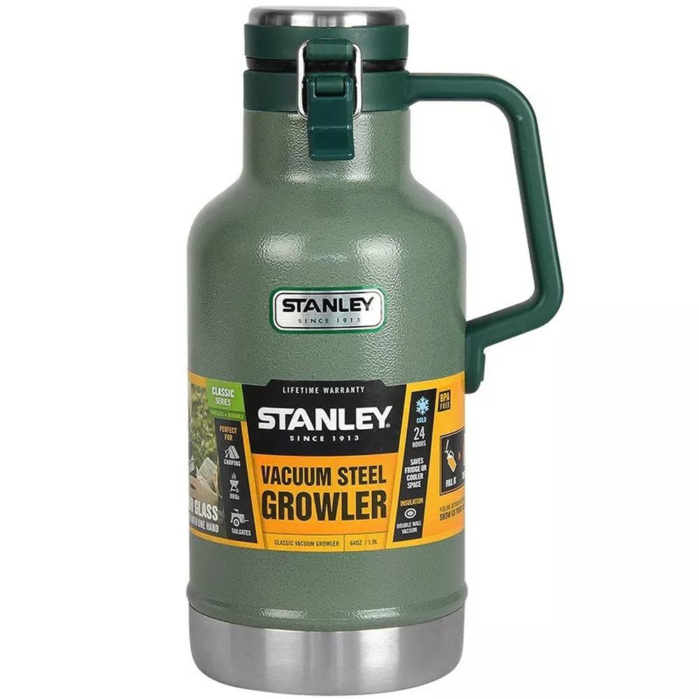 Garrafa Térmica Growler Classic Vacuum 1,9 Litros Stanley