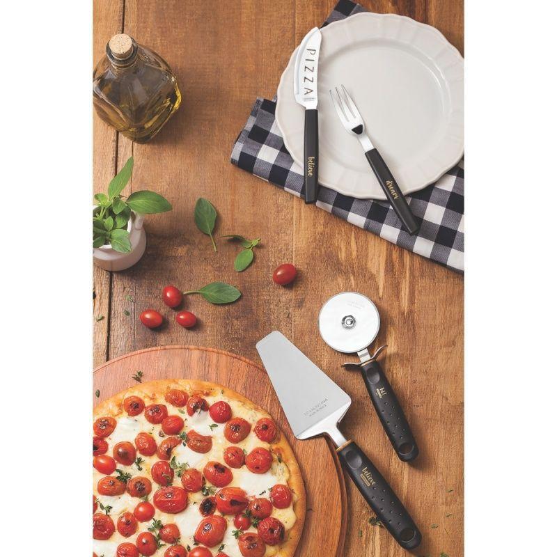 Kit para Pizza Tramontina My Lovely Kitchen 15 Peças
