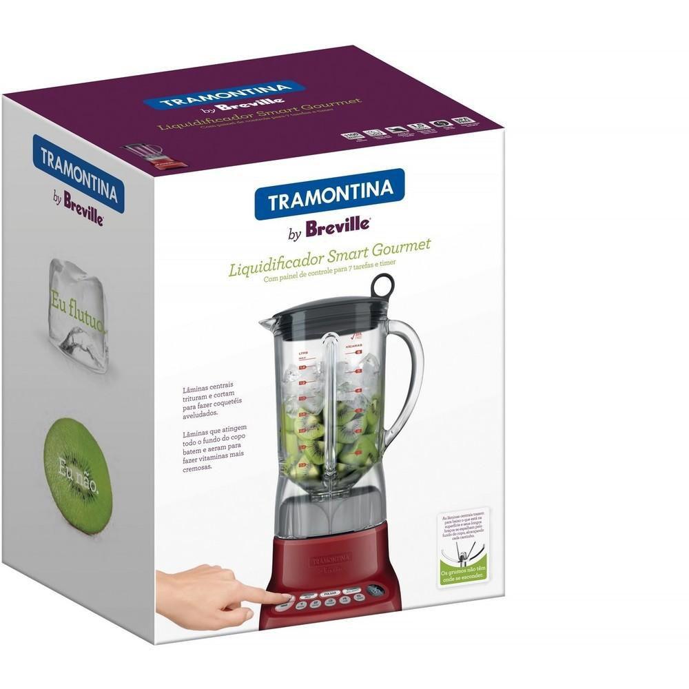 Liquidificador Smart Gourmet 127v Breville Tramontina