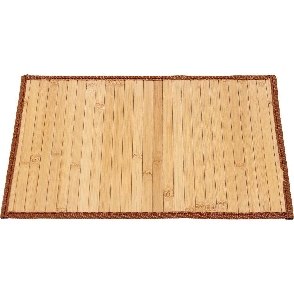 Lugar Americano Bamboo Cru 30x45 Mimo Style