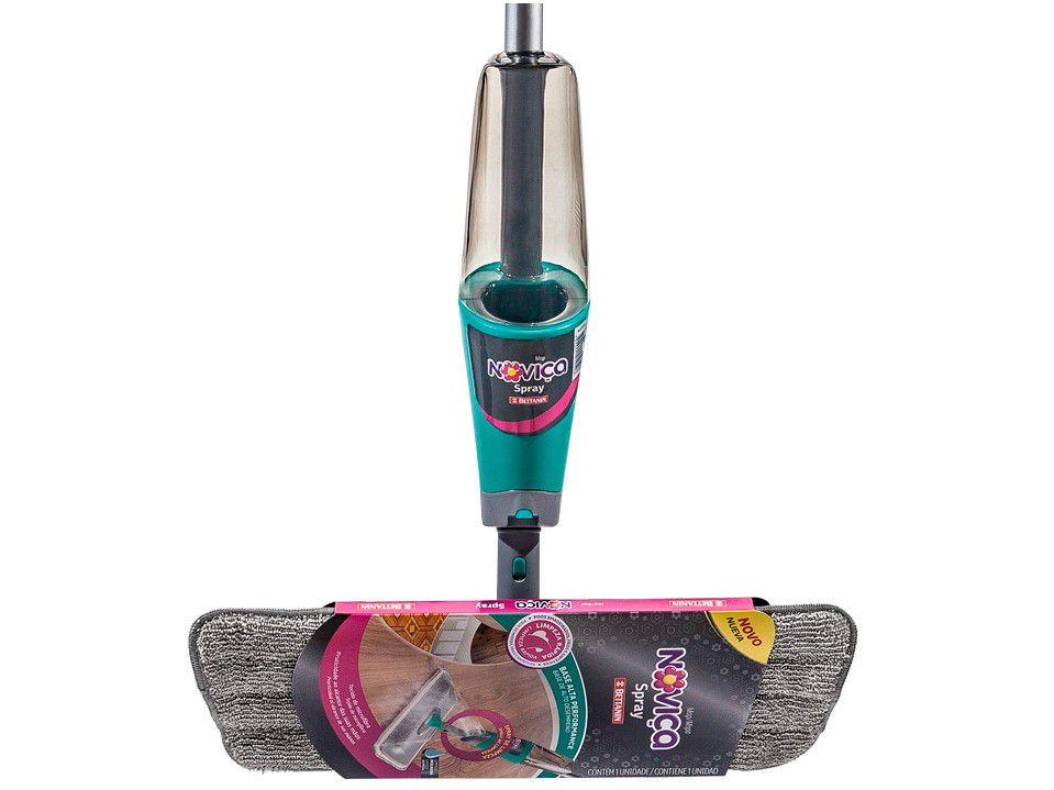 Mop Spray  com Cabo e Tecido Microfibra Bettanin