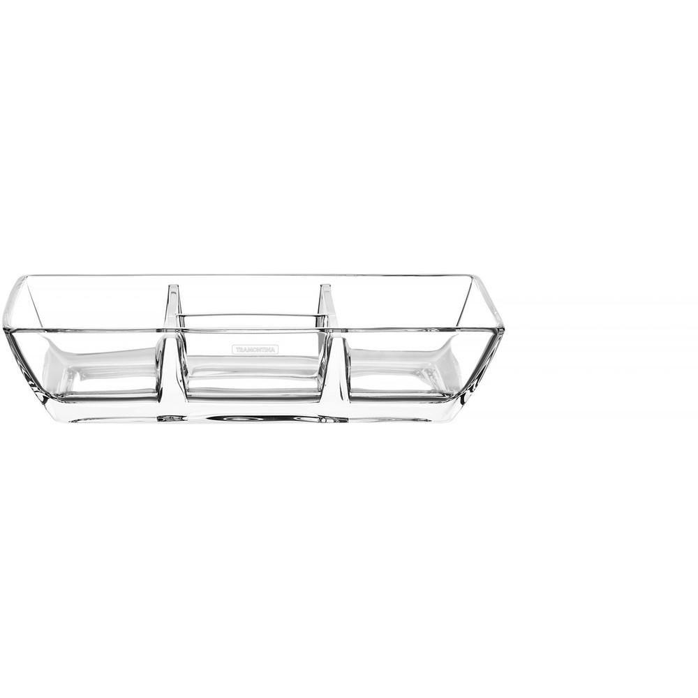 Petisqueira Cristal Lapidar