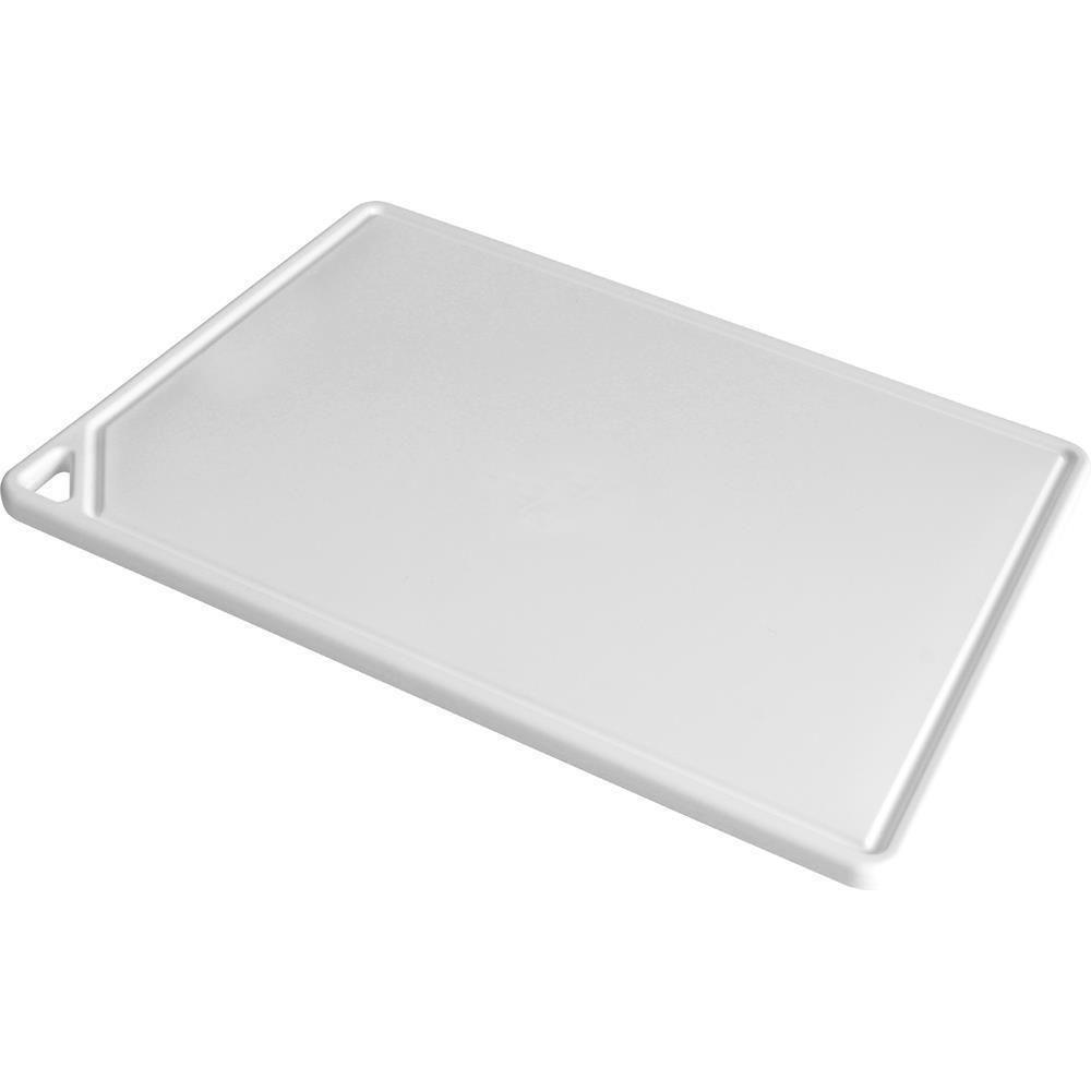 Placa de Corte Branca 30x50x1,4cm Malta
