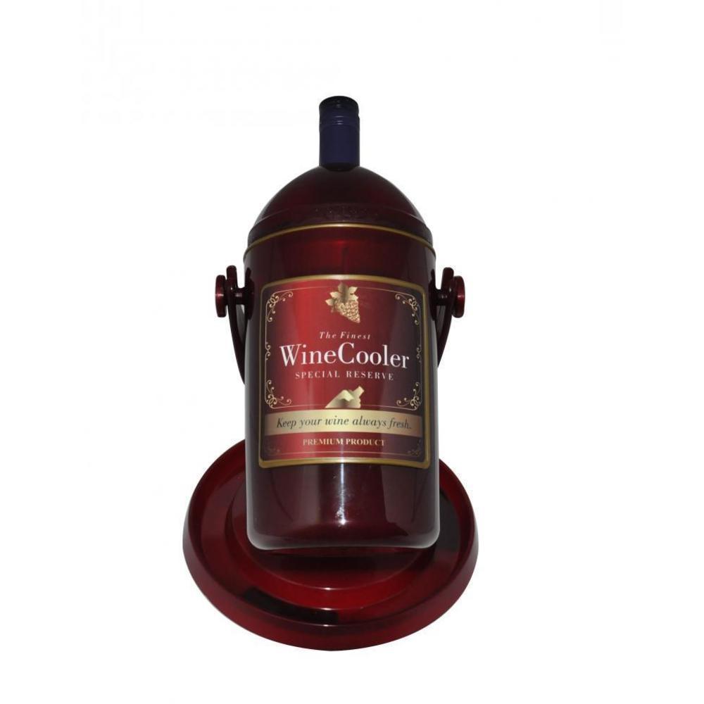 Porta Vinho Conserva Até 2hr Gelado o Vinho a Pronta Entrega