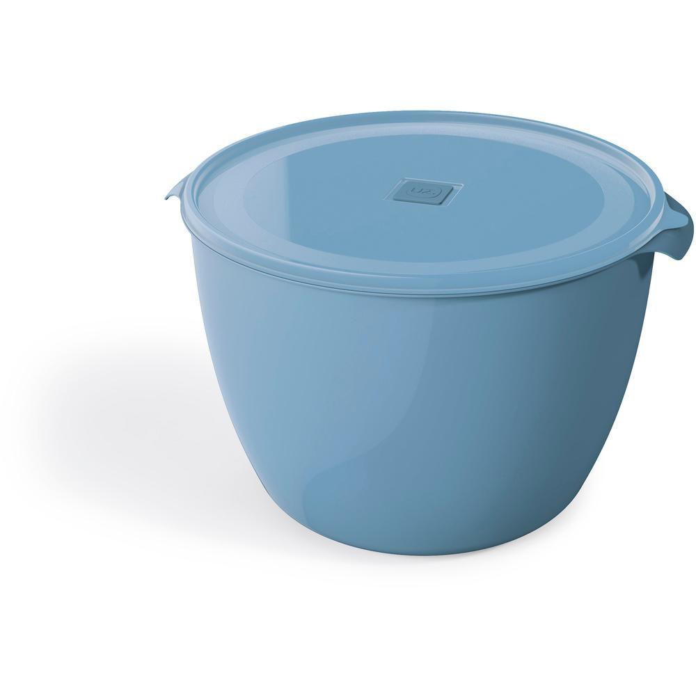 Pote Color 10 Litros em Polipropileno Azul UZ