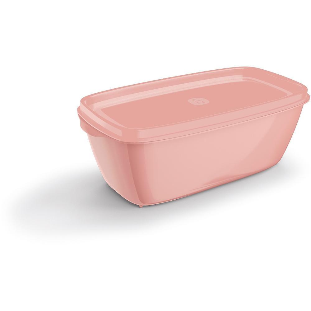 Pote Color 1,5 Litros em Polipropileno Rosa UZ